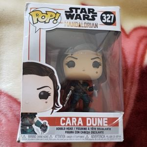 Funko pop Star Wars cara dune #327